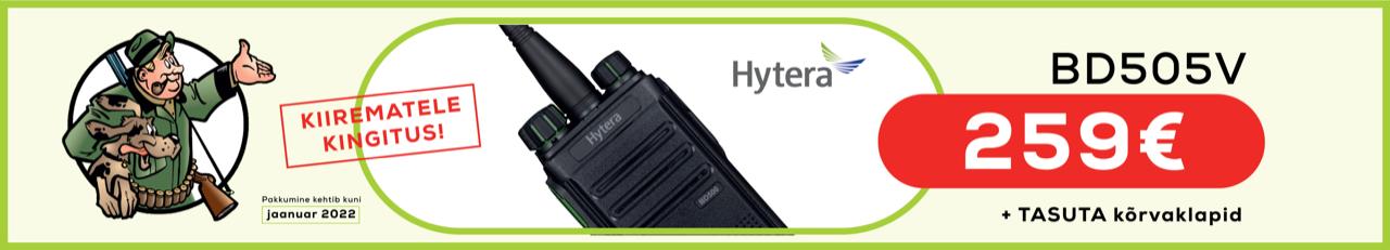 Hytera BD505V