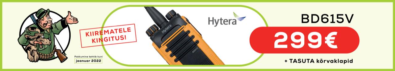 Hytera BD615V