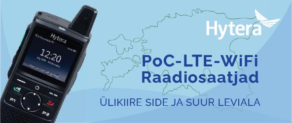 Hytera raadiosaatjad