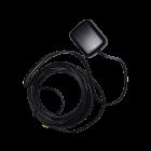 Hytera GPS04 GPS antenn magnetiga, SMA isane pistik, 1575MHz, kaabel 5m