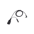 Hytera ACS-01 PTT&MIC kaabel (for use with Receive-Only Earpiece)