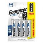 Energizer Ultimate lithium patarei AA/FR6 1.5 V 4 Pakk