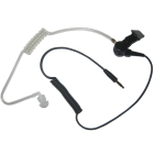 Hytera ES-02 ainult vastuvõtt kõrvatugi akustilise toruga