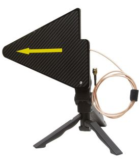 MWA-6 Directed microwave antenna 800- 6000 MHz on tripod/handle