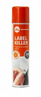 LABEL-KILLER/300 Agent for removal of self-adhesive labels;LABEL KILLER;300ml