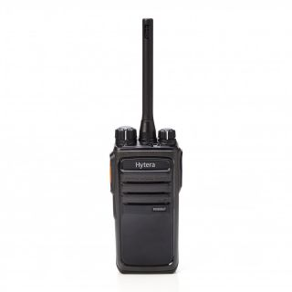 Hytera PD505LF handheld transceiver 446Mhz Power 0,5 watts, DMR Tier II and analogue conventional mode