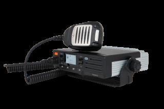 Hytera MD625U autoraadiosaatja 1 - 25W, 400-470MHz, DMR Tier II digital ja analoog