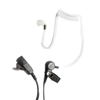Power-Time PTE-800 SP04 accoustic tube headset and microphone for Sepura