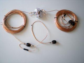 Kelemen Dipole DP-1608040-H for 160m,40m,80m, 2000 Watt