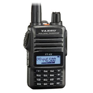 Yaesu FT-4XE 2m/70cm Dual Band FM Handheld