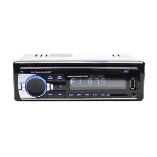 Radio MP3 player Clementine 8428BT 4x45w 1 DIN with SD, USB, AUX, RCA and Bluetooth