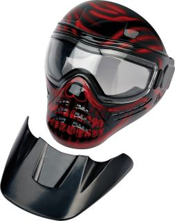 Save Phace DOPE' SERIES DIABLO airsoft paintball mask