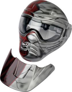 Save Phace OU812' SERIES FLESH FACE airsoft paintball mask