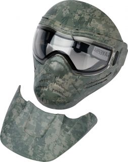 Save Phace SO-PHAT' SERIES DIGI airsoft paintball mask
