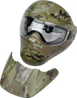 Save Phace SO-PHAT' SERIES BOO airsoft paintball mask