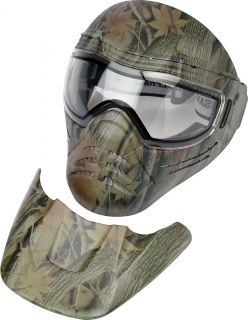 Save Phace DISS' SERIES JUNGLE JUSTICE airsoft paintball mask