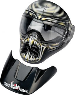 Save Phace SO-PHAT' SERIES WAR LORD airsoft paintball mask