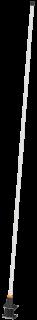 Scan-Antenna BASE504-A baasantenn 5 dBd, 7.1 dBi, 380 - 410 MHz