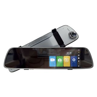 DVR Voyager S2000 Full HD 5 ´´ DVR camera included in rearview mirror and reversing camera included