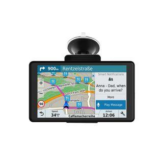 """PNI DH710 GPS navigaator + DVR autokaamera, 7"""" ekraan, GSM 4G, Android, Bluetooth, FM saatja, WiFi, tagumine kaamera"""