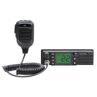 PNI HP9500 Escort autoraadiosaatja 27MHz AM/FM 12/24V, DIN raamiga