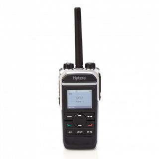 Hytera PD665GU MD handheld transceiver IP67, 400-527Mhz, Power 1 - 5 watts, DMR Tier II and analogue conventional mode