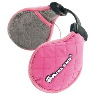 Midland Subzero Music - Pink earwarmer stereo headset for iPhone/iPod