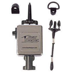GearKeeper RT3-4712 CB mikrofoni hoidik, Chrome