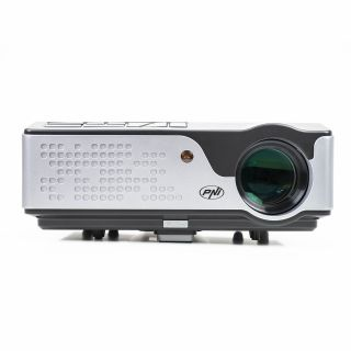 PNI VP850 WiFi video projector, 1080p, with LED lamp, 4000 lumens, Air Play, Miracast, Multimedia player, Keystone