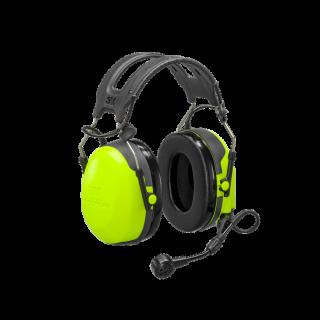 3M Peltor kõrvaklapid MT74H52A-111 FLX2 PTT-ga, ülepea