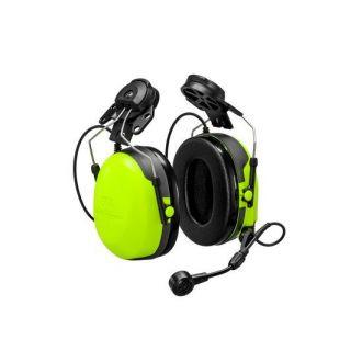 3M Peltor kõrvaklapid MT74H52P3E-111 FLX2 PTT-ga, kiivrikinnitusega