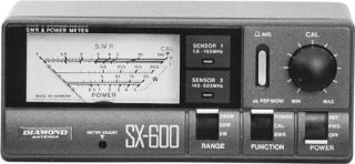 SX-600N SWR-PWR Meter Diamond