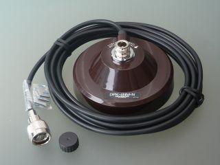 Diamond DPK-4Nm-N magnetalus N-emase kinnitusega, 4m kaabel, N-isane pistik