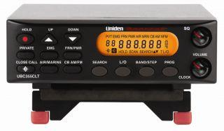 Uniden UBC355CLT Scanner Base/Mobile