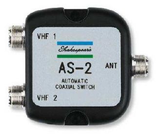 Shakespeare AS-2 Automatic Antenna Switch, 2 Positions