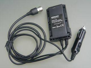 President Randy II autoadapter antenni väljundi ja sigarisüütaja toitega