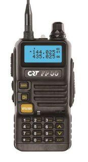 CRT FP00 BLACK käsiraadiosaatja VHF/UHF