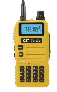 CRT FP00 YELLOW käsiraadiosaatja VHF/UHF