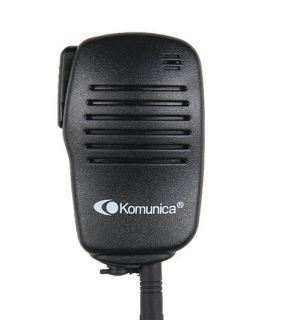 Komunica PWR-6002 Small Size Speaker Microphone