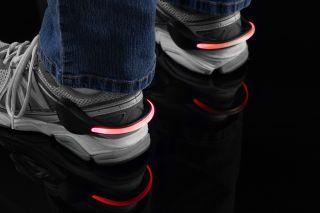 Mace LED ohutustuled jalanõudele (Punased)
