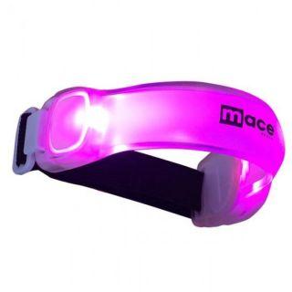 Mace LED SAFETY BAND (PINK)