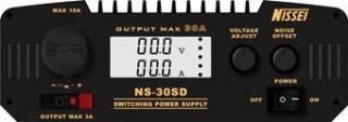 Nissei NS-30SD impulss toiteplokk, 9 - 15 VDC, 25/30A