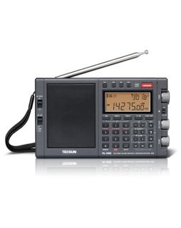 Tecsun PL-990X World Band raadio FM Stereo/AM/SW/LW/SSB