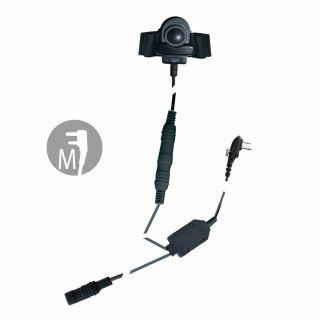 Albrecht BHS300M adapter Motorola, COHS/OHS/CHS klappidele