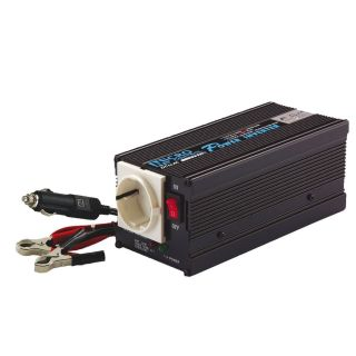 Albrecht Inverter INV 300-12/24-USB 300W, 12&24V, USB väljund