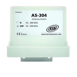 AS-304N Antenna switch 4fold without remote power supply