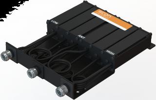 Scan-Antenna DXF150H 6-cavity VHF 150MHz duplexer