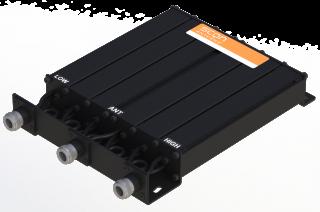 Scan-Antenna DXF450 6-cavity UHF 450MHz duplexer