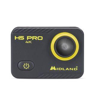 Midland H5 PRO 4k UHD Seikluskaamera WIFI-ga
