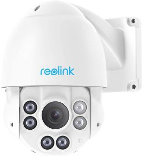 Reolink RLC-423-5MP PoE PTZ IP security camera, 4X Optical zoom